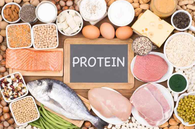 Protein sources to lose weight fast
