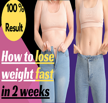 How To Lose Weight Fast In 2 Weeks in 2021